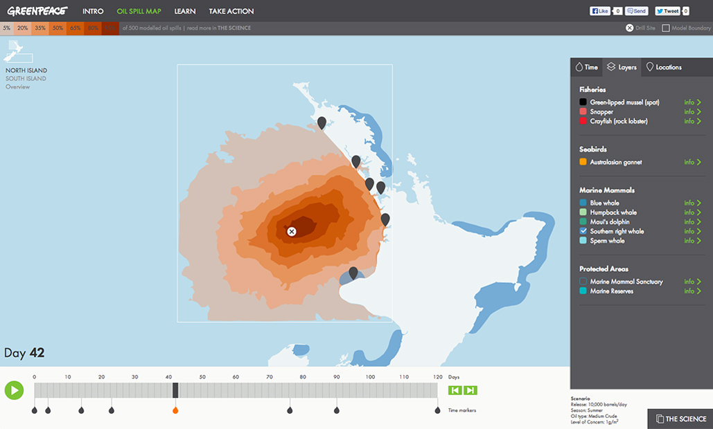 Dmprk Greenpeace Oil Spill Map 2